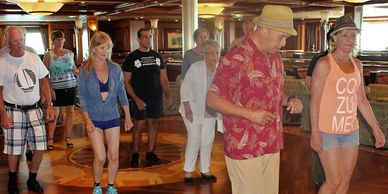 Group Travel, Dance Cruise,