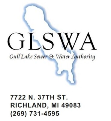 Gull Lake Sewer & Water Authority 7722 N 37th St. Richland, MI