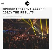 Winner of Best Vocalist at the Drum & Bass Arena Awards.