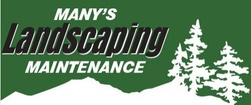 Many's Landscaping