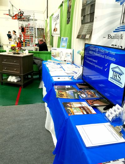 IHS at 2018 Home Garden and Lifestyle Show in Hyannis MA