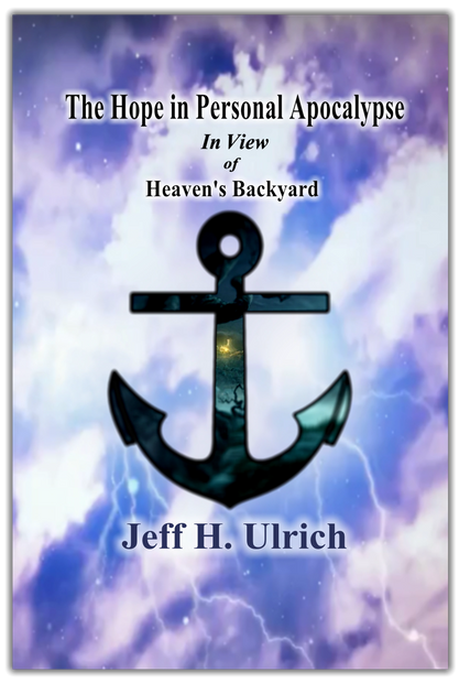 "The front cover of the book, ""The Hope in Personal Apocalypse 