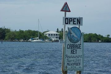 Cabbage Key - Famous Island Restaurant