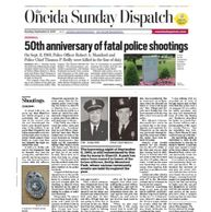 Local news remembers Officer Mumford and Chief Reilly.