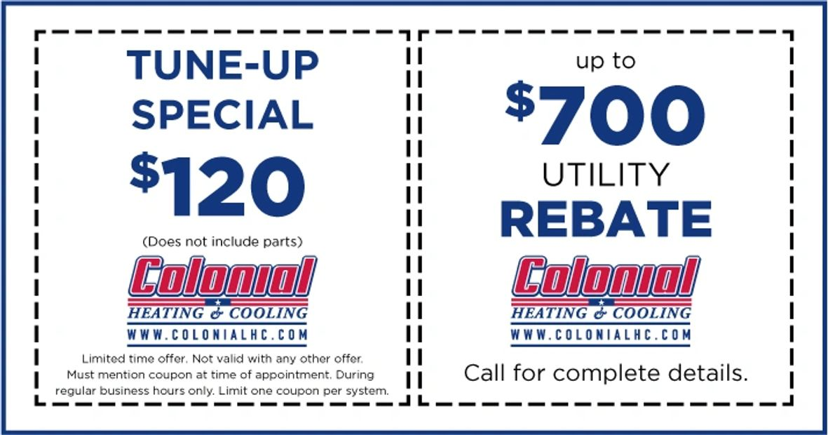 Colonial Heating And Cooling Inc Service On Air