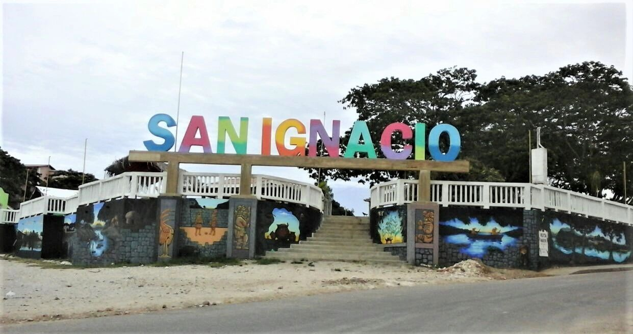 San Ignacio Town, where market day is done every Tuesdays, Fridays and Saturdays