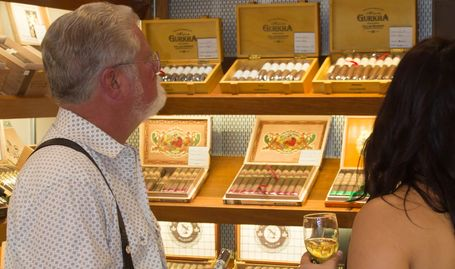 Houston Cigar Store