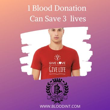 Give Blood Give Life, The Blood Initiative, Blood is Life, Blood Matters, Blood Donation,
