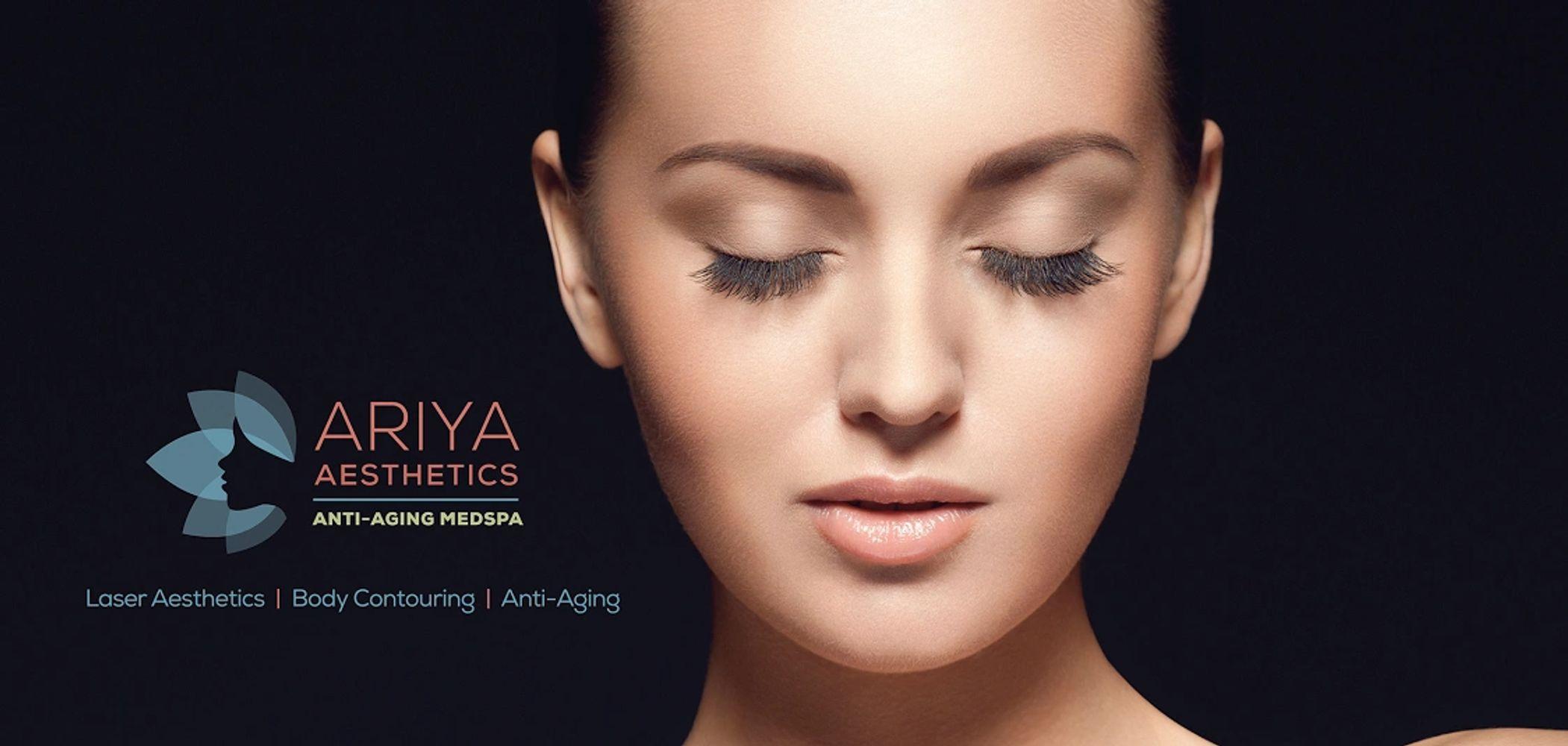 Coolsculpting Laser Hair Botox Fillers Facials Ariya Aesthetics