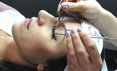 Hydrafacials, medical grade peels, lashs & brows, oragainc skin care products at Ariya Aesthetics