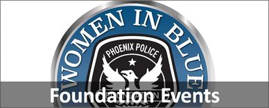 Phoenix Police Foundation - Fundraising Events
