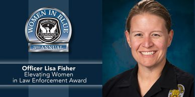 Officer Lisa Fisher, Phoenix Police Department