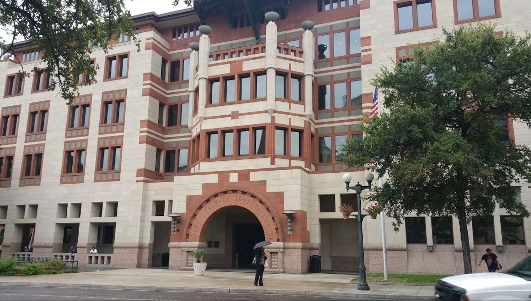 Bexar County Justice Center located at 300 Dolorosa San Antonio, TX.  From Jail to Bail to Justice.