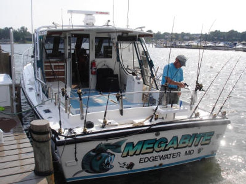 Annapolis fishing charters