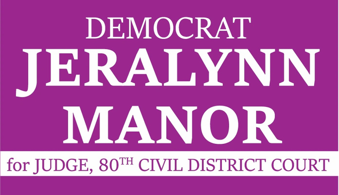 Jeralynn Manor For Judge