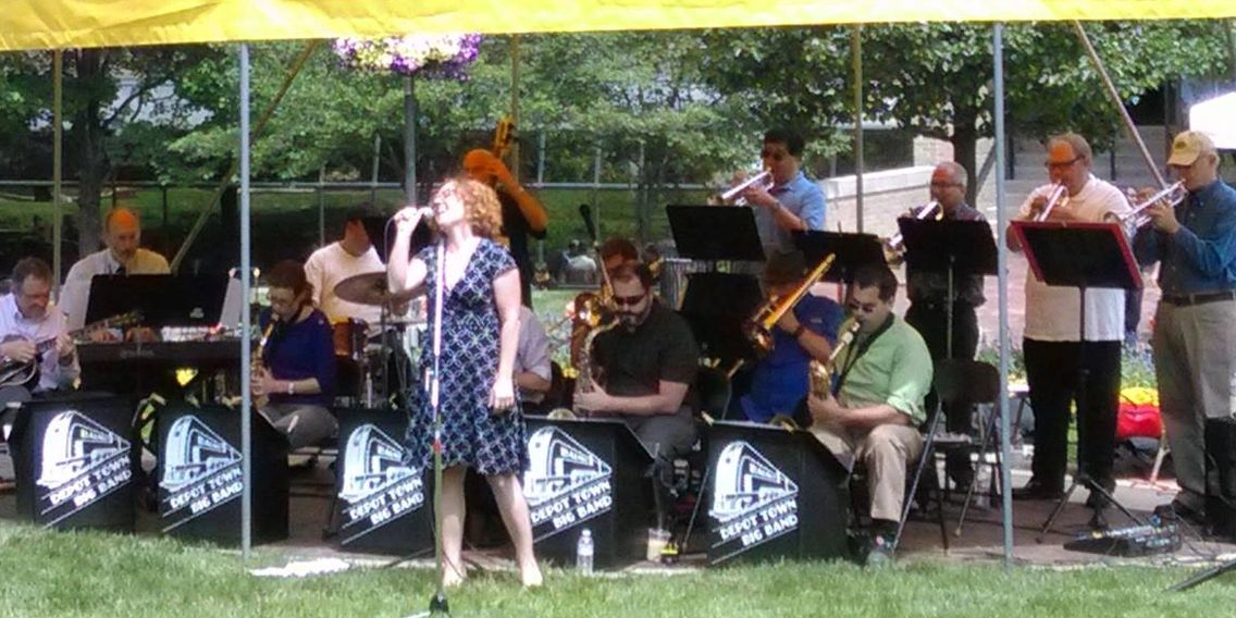 DTBB plays University of Michigan Health System Gifts of Art summer series.