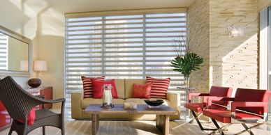 roller shade, blackout shade, wood blind, plantation shutters, screen shade, pirouette, silhouette
