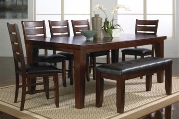 7 Piece Dining Room Furniture Set