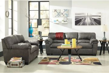 Sofa and Loveseat Living Room Furniture with Coffee Table Occasional Set