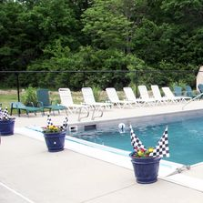 Indian Lake Country Club Clubhouse Facilities and Pool