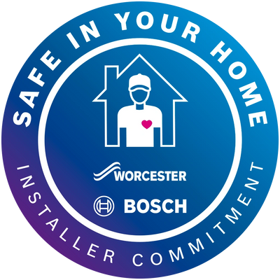 Worcester Bosch Safe in your Home Installer Commitment ProGas