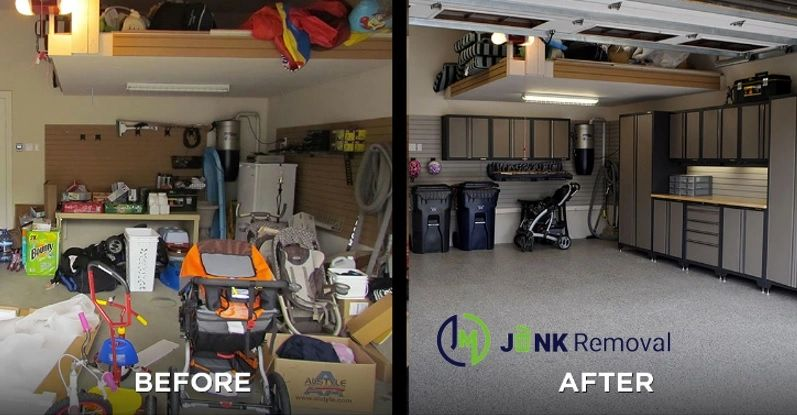 garage cleanout rochester hills mi  basement cleanout  hoarder house cleanout  oakland county