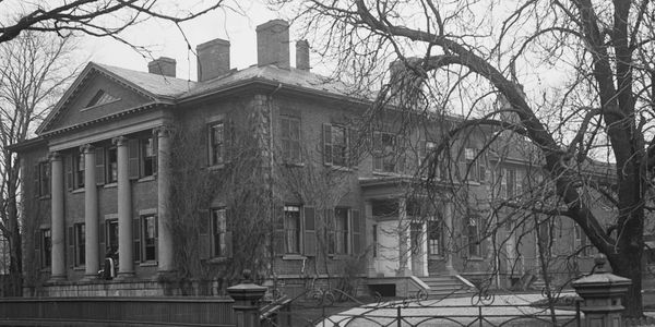 William Allan Mansion Moss Park