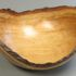 Mike Wright - Natural Edged Cherry Bowl