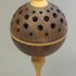 Mike Wright - Votive Light Made from Walnut with Cherry Base