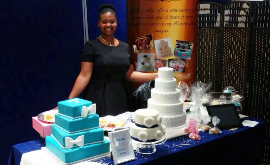 Shelle's Bakes at NACWS 2014