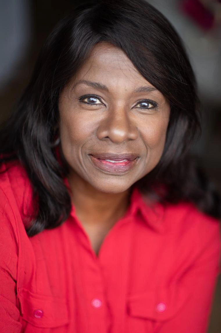 African-American Black mature actress