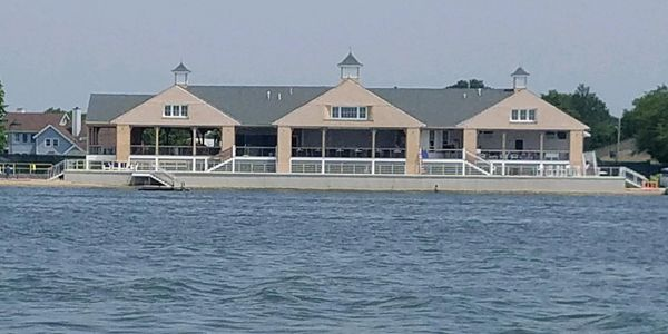 The completed project: The Beach House at the Shore & Country Club, Norwalk, CT