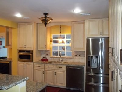 Culbreath Isle kitchen renovation, designed and built by local contractor Tampa, Florida.