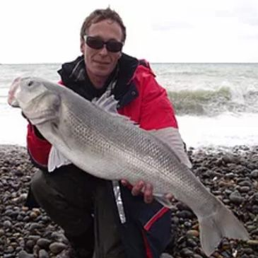 fishy rob. seabass. Brighton inshore fishing