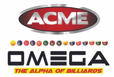 AMCE-Omega Billiards proud sponser of American CueSports Alliance (ACS).