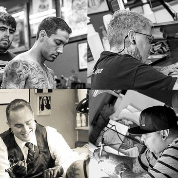 tattoo artist in Chandler, AZ