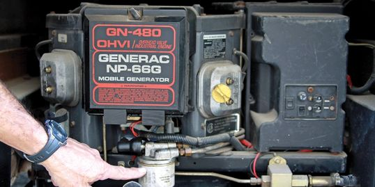 Rv Generator Repair In Billings Tucked Away Rv Repair Tucked