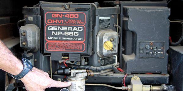 Rv Generator Repair In Billings Tucked Away Rv Repair