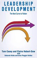 "Cover art for ""Leadership Development: The Next Curve to Flatten"