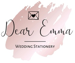 DEAR EMMA  Wedding Stationery
