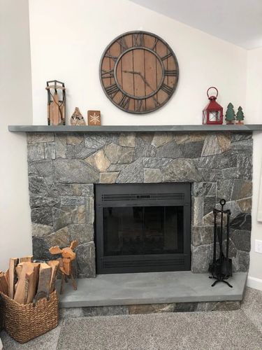 Astounding Green Mountain Fireplace Specialties In Ludlow Vermont Interior Design Ideas Apansoteloinfo