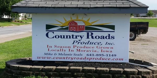 Country Roads Produce Stand