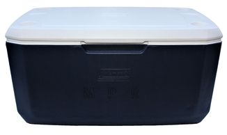Large Blue Cooler