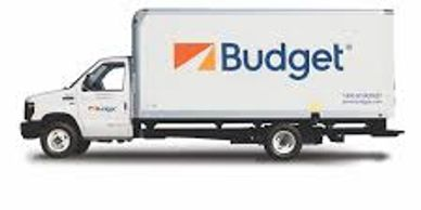 A image of a budget truck.
