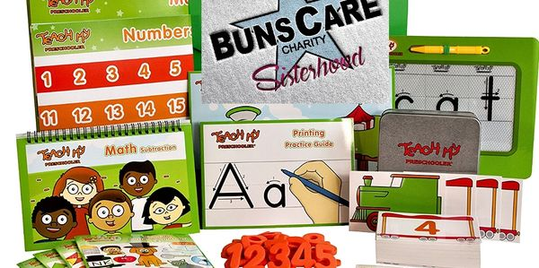 teaching kit preschool age children learn at home