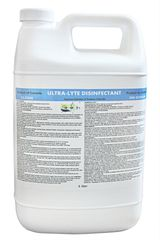 4 L jug of ULD500 Ultra-Lyte disinfectant