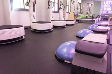 Power Plate and Pilates Reformer Studio