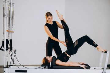 One on One Pilates Reformer session