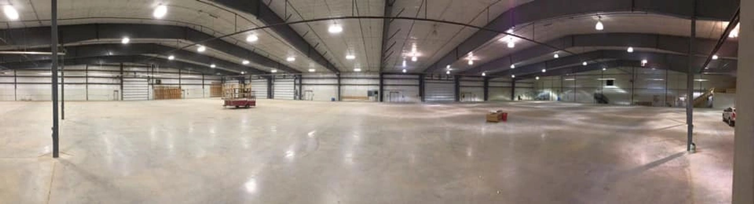This is a commercial LED Lighting upgrade done by Mick's Electric in Rapid City SD.