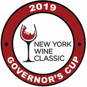 2019 new york wine classic governors cup award winner badge